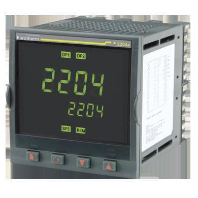 Controlador programador 2204 - Eurotherm