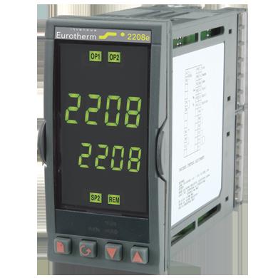 Controlador Serie 2208E - Eurotherm