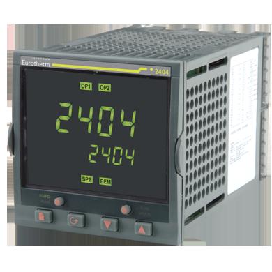 Controlador Programador 2404 Eurotherm