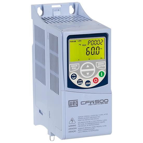 Variador de velocidad CFW500