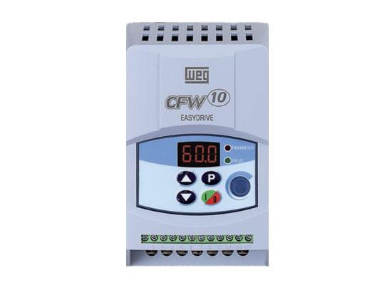 Variador de velocidad cfw10