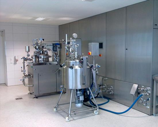 Reactor Laboratorio