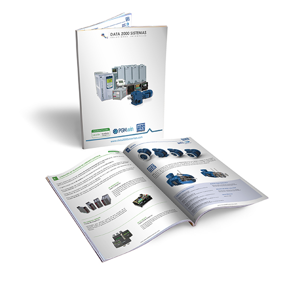 catálogo data 2000 sistemas