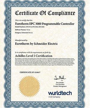 eurotherm controlador epc 3000