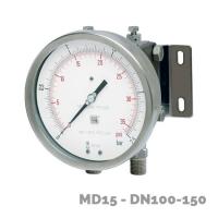 manometro diferencial md15 dn100-150  - Nuova Fima