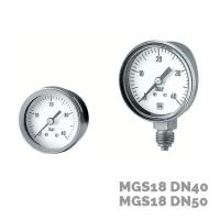 Manómetro mgs18 dn40-50 - Nuova Fima
