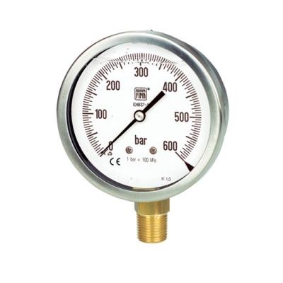 Manómetros en aleación de cobre - Nuova Fima