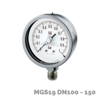 Manómetro mgs19 dn100-150 - Nuova Fima