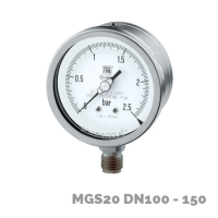 Manómetro mgs20 dn100-150 - Nuova Fima