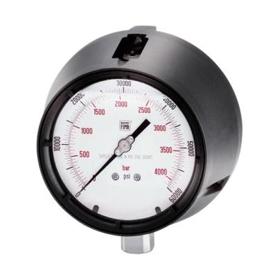 manómetros alta presión mgs32 dn125 - Nuova Fima