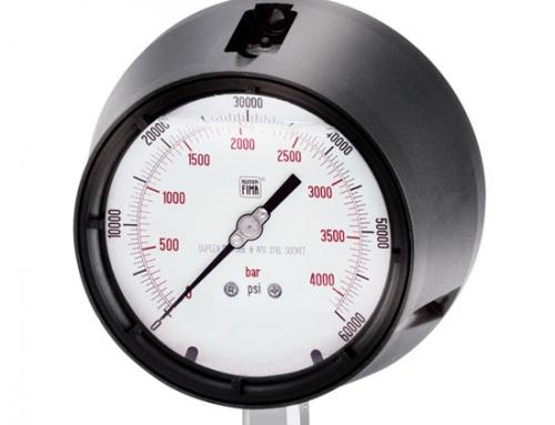 Manómetros alta presión