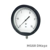 Manómetro mgs8 dn250 - Nuova Fima