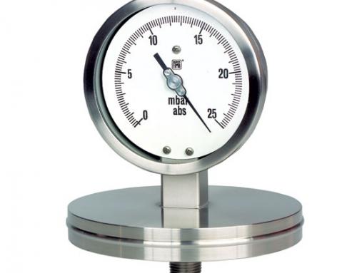 Manómetros para baja presión (Ventómetros)
