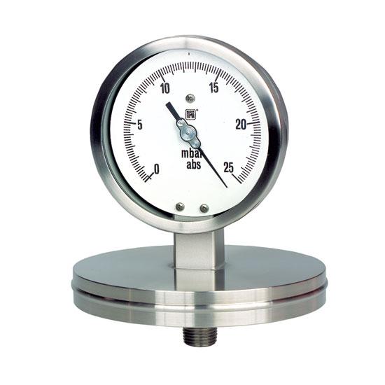 manómetro para baja presión mn12-18-abs dn100 - 150 - Nuova Fima