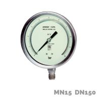 Manómetros de precisión MN15 DN150 - Nuova Fima