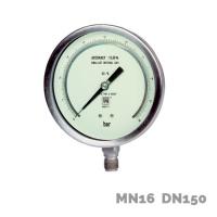 Manómetros de precisión MN16 DN150 - Nuova Fima