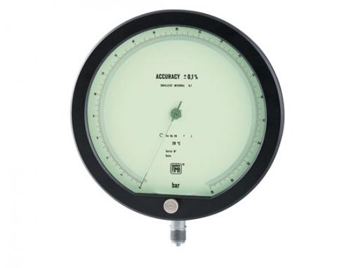 Manómetros de precisión