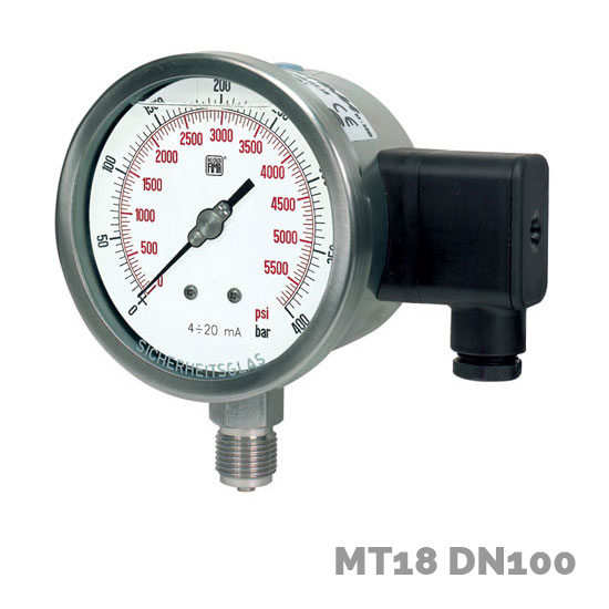 Transmisor de presión mt18 - Nuova Fima