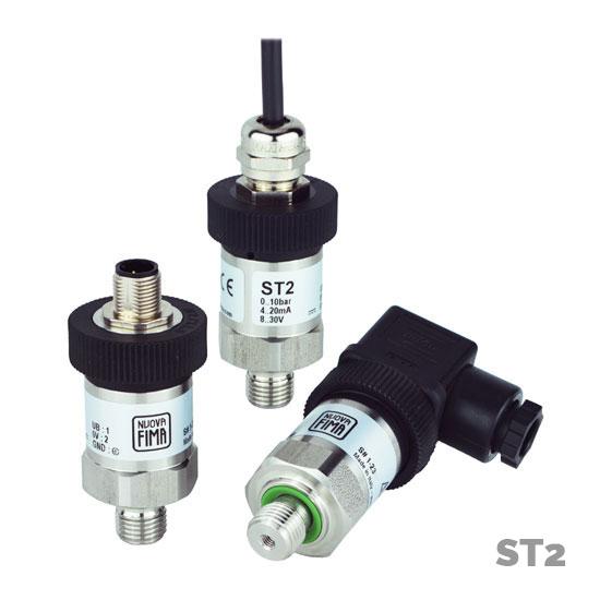 Transmisor de presión st2 - Nuova Fima