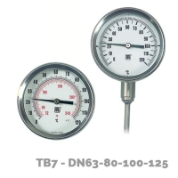 termómetro tb7 dn63-80-100-125 - Nuova Fima