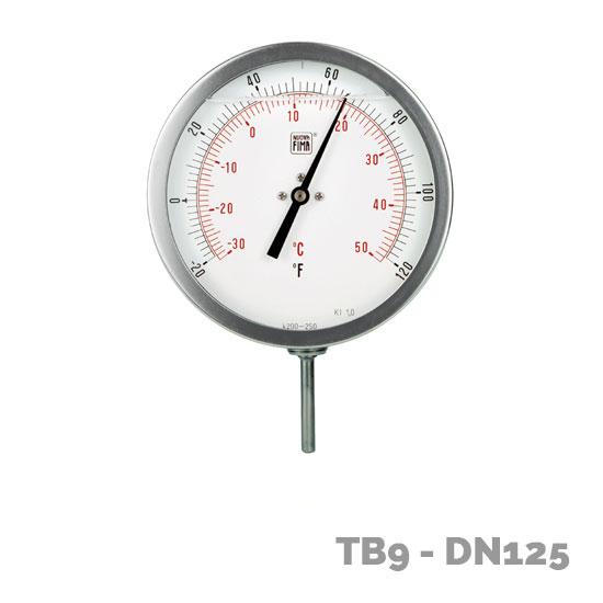 termómetro tb9 dn-125 - Nuova Fima