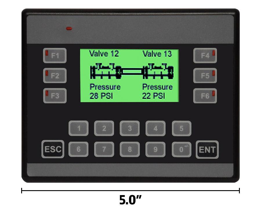HMI + PLC HMC7030A-L