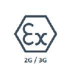 atex 2g-3g